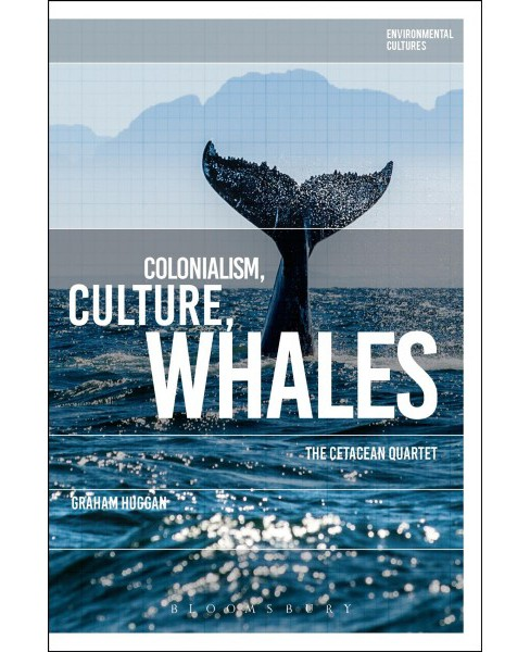 Colonialism, Culture, Whales : The Cetacean Quartet -  by Graham Huggan (Hardcover) - image 1 of 1