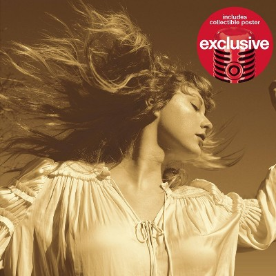 Taylor Swift - Fearless (Taylor's Version) (Target Exclusive, CD)