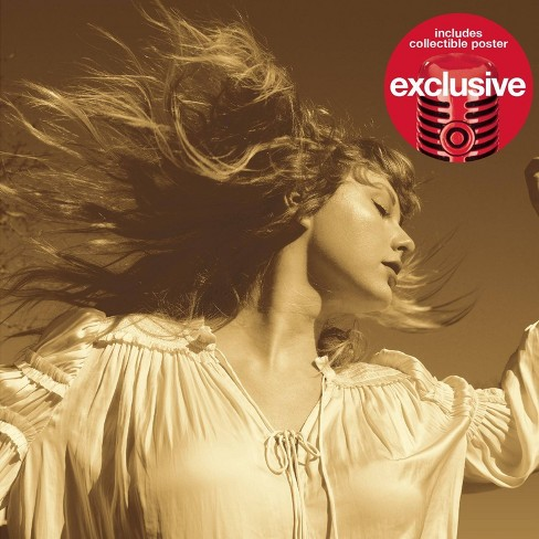 Taylor Swift - Fearless (Taylor's Version) (Target Exclusive, CD) - image 1 of 1
