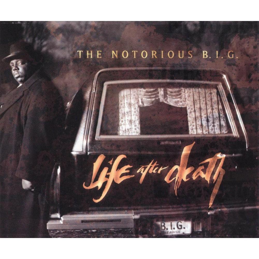 The Notorious B.I.G. - Life After Death [Explicit Lyrics] (CD)