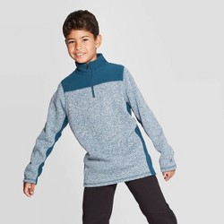 Boys' Fleece 1/4 Zip Sweater - C9 Champion®