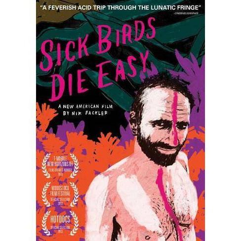 Sick Birds Die Easy (DVD) - image 1 of 1