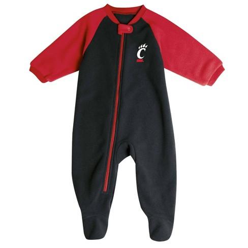 NCAA Cincinnati Bearcats Infant Blanket Sleeper - image 1 of 2
