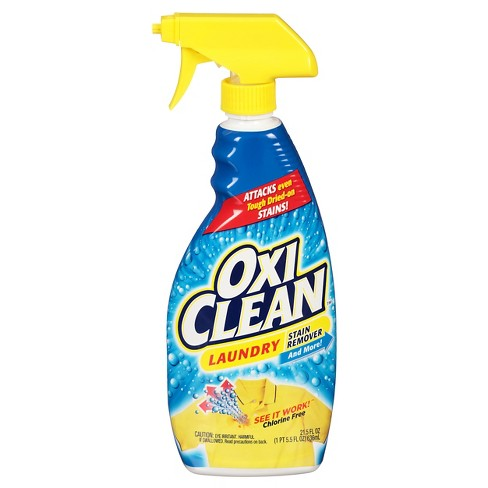 OxiClean® Laundry Stain Remover Spray - 21.5oz - image 1 of 3