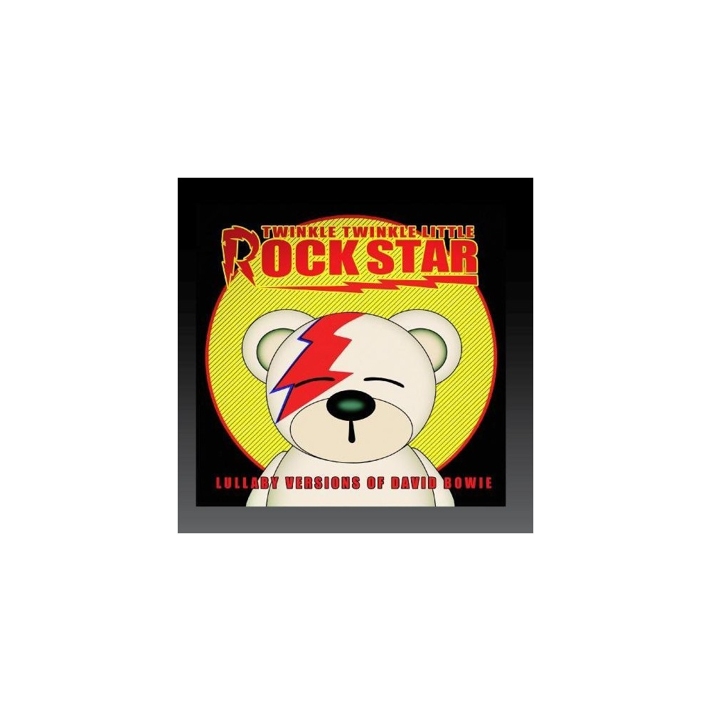Twinkle Twinkle Little Rock Star - Lullaby Versions of David Bowie (CD)