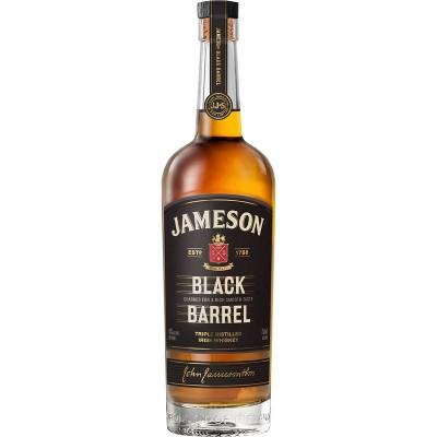 Jameson Black Barrel Whiskey - 750ml Bottle