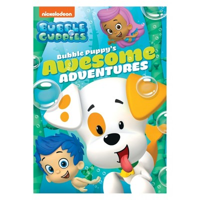 Bubble Guppies: Bubble Puppy's Awesome Adventures (DVD)