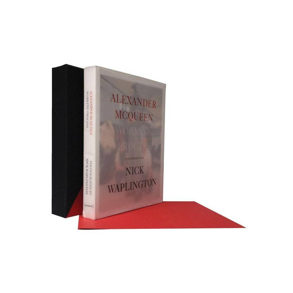 Alexander McQueen: Working Process - (Hardcover)