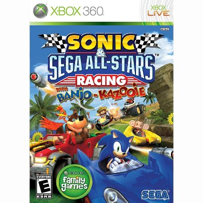 Sonic&SEGA All-Stars Racing - Xbox 360