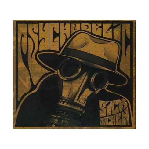 Sick Jacken - Psychodelic (CD) - image 1 of 1