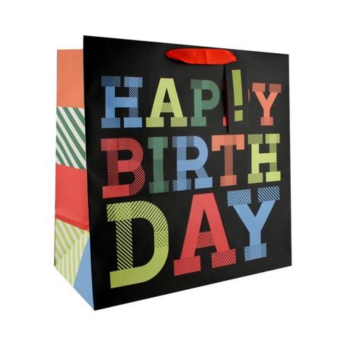 Happy Birthday To You Gift Bag - Spritz™ - image 1 of 2