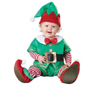 InCharacter Santa's Lil' Elf Infant/Toddler Costume