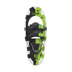 "Yukon Charlie's Sherpa 8"" x 21"" Durable Trail Walking Hiking Snowshoes, Green"