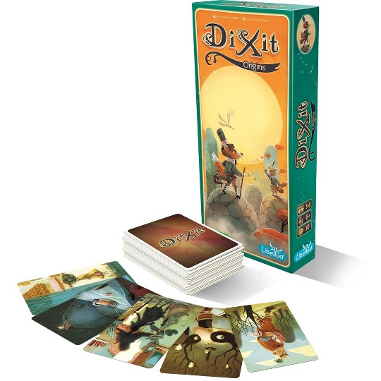 Dixit: Origins Expansion Board Game image number null
