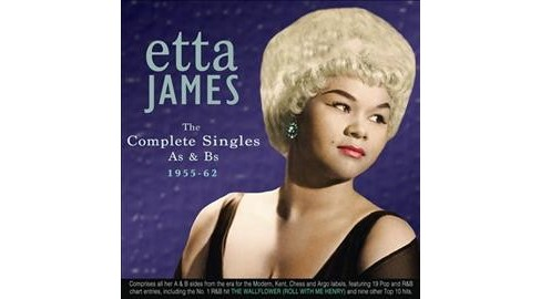 Etta James - Complete Singles As & Bs:55-62 (CD) - image 1 of 1