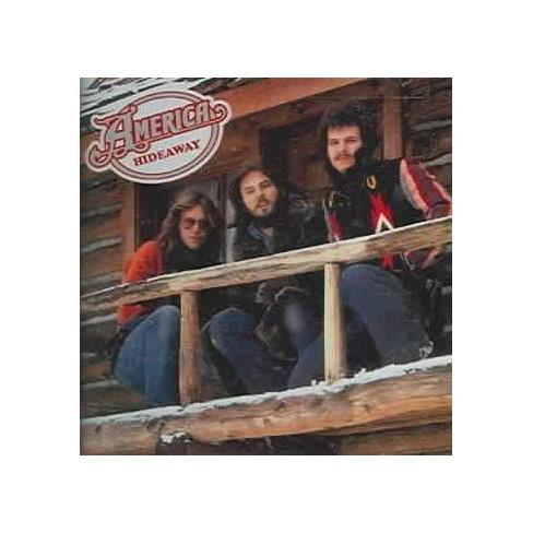 America - Hideaway (CD) - image 1 of 1