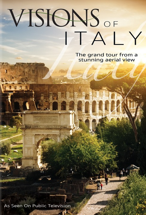 Visions:Italy (DVD) - image 1 of 1