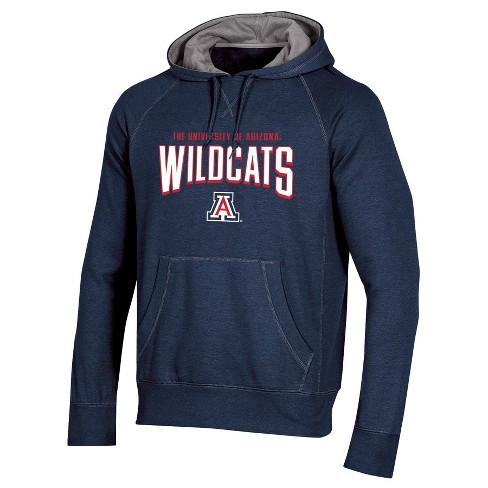NCAA Arizona Wildcats Men's Long Sleeve Cotton Hoodie - image 1 of 2