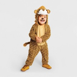 Toddler Plush Lion Halloween Costume - Hyde & EEK! Boutique™