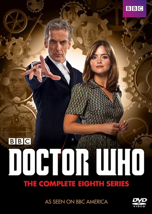 Doctor Who:Complete Eighth Series (DVD) - image 1 of 1
