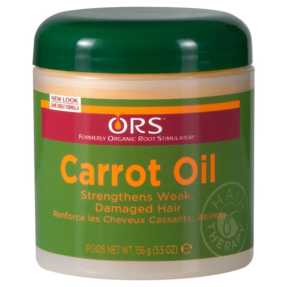 Image of ORS Carrot Oil Strengthening Hair Cream - 5.5oz