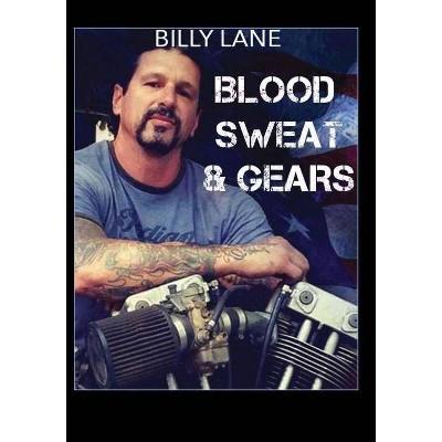 Blood, Sweat & Gears with Billy Lane (DVD)(2020)