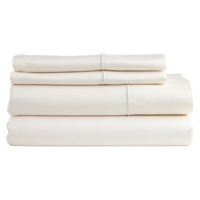 The Bamboo Collection™ Rayon made from Bamboo Sheet Set - Ivory (Queen)