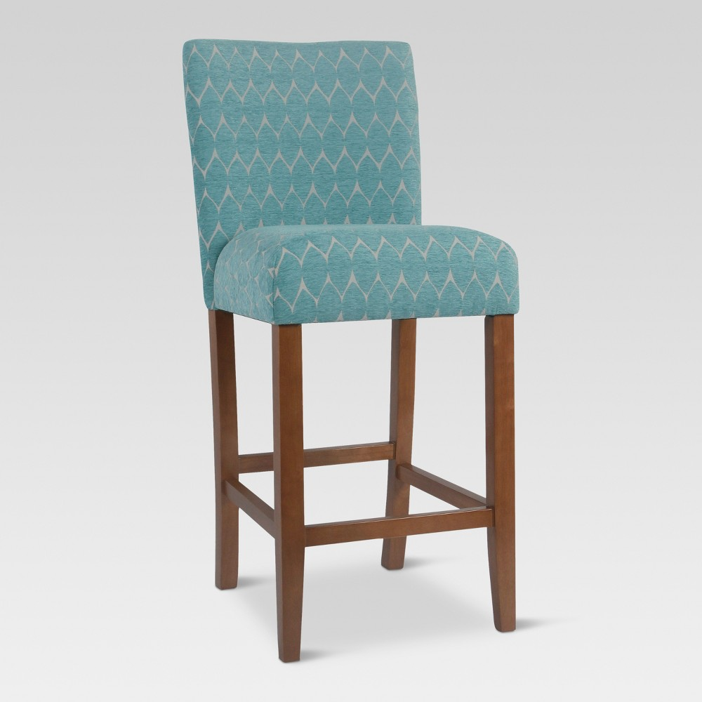 Classic Parsons Barstool Textured Teal - Threshold was $139.99 now $104.99 (25.0% off)
