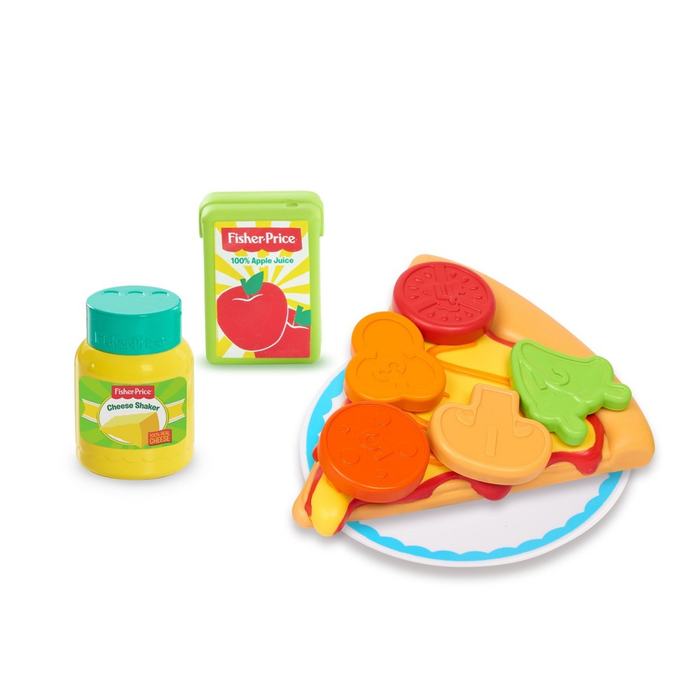 Fisher-Price Stretchy Pizza Set