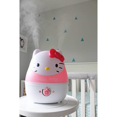 Crane Adorable Hello Kitty Ultrasonic Cool Mist Humidifier - 1gal - image 1 of 4