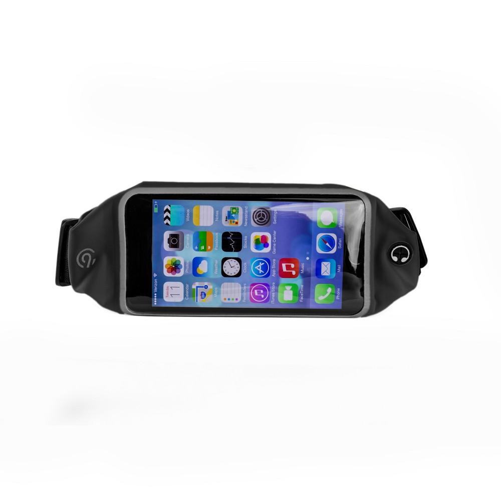 Smartphone Waist Pack Black - C9 Champion