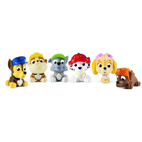 PAW Patrol Bath Squirters - Gift Set - 6pk - image 1 of 3