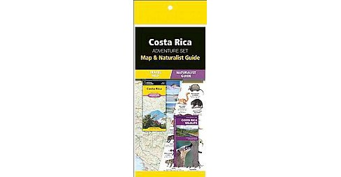 Costa Rica Adventure Set (Revised, Reissue) (Paperback) (Kavanagh & Leung) - image 1 of 1