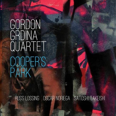 Gordon Quartet Grdina - Cooper's Park (CD) - image 1 of 1