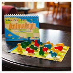 Animal Logic Brainteaser 76pc