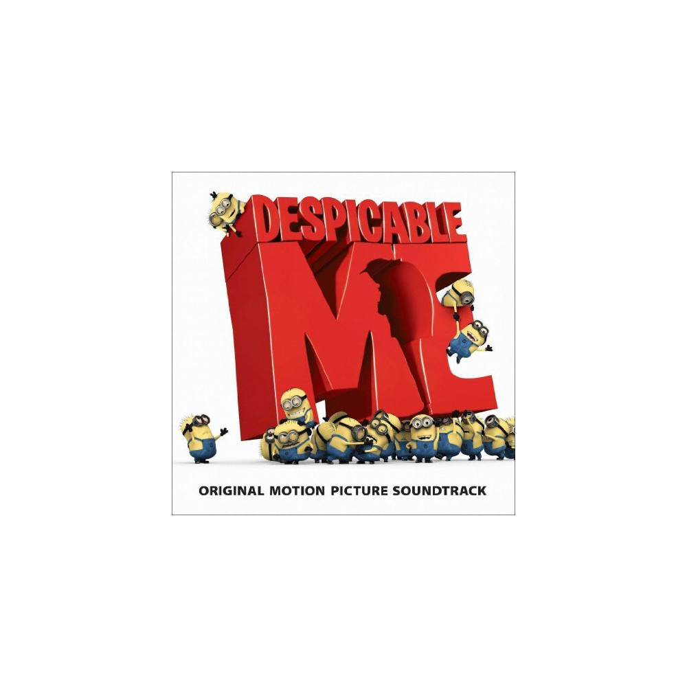 Various - Despicable Me (Ost) (CD)
