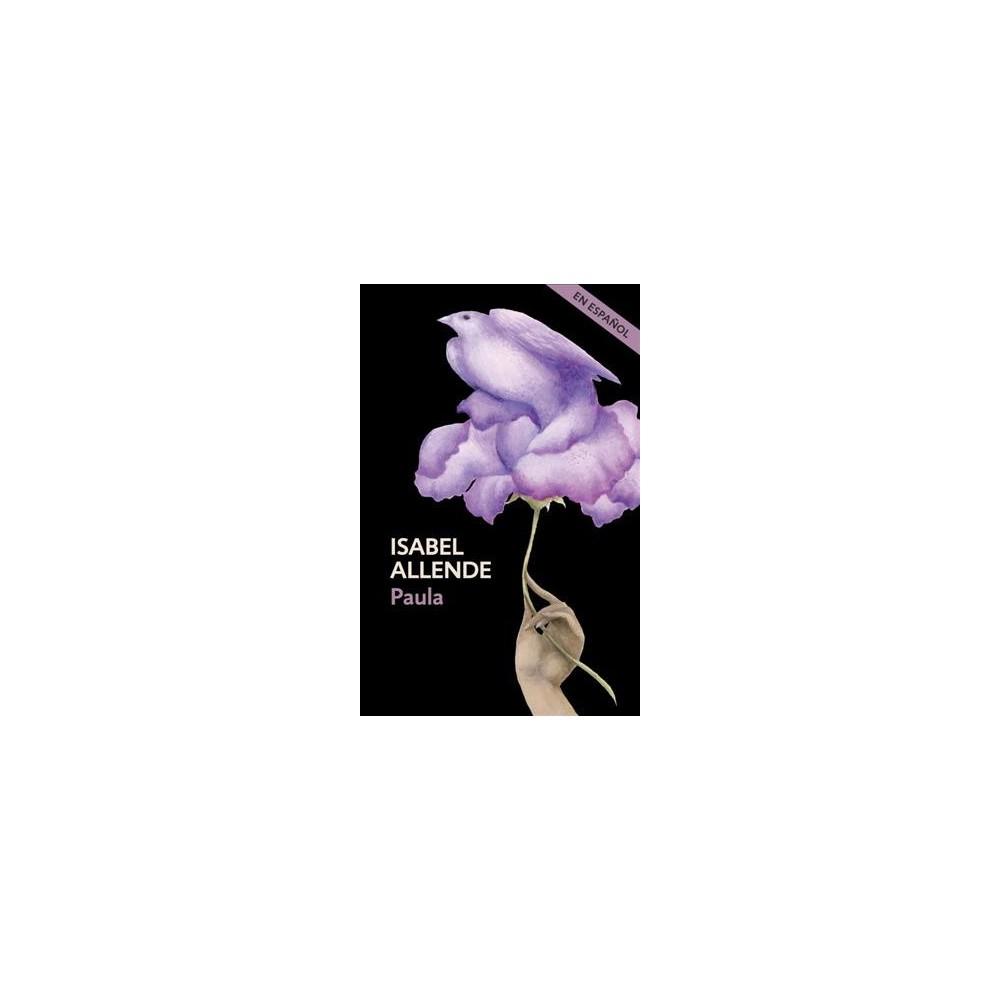 Paula (Paperback) (Isabel Allende)