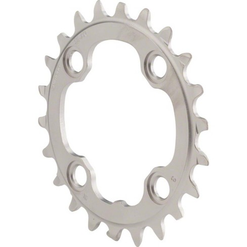 Shimano XT M780 24t 64mm 10-Speed AE-type Inner Chainring