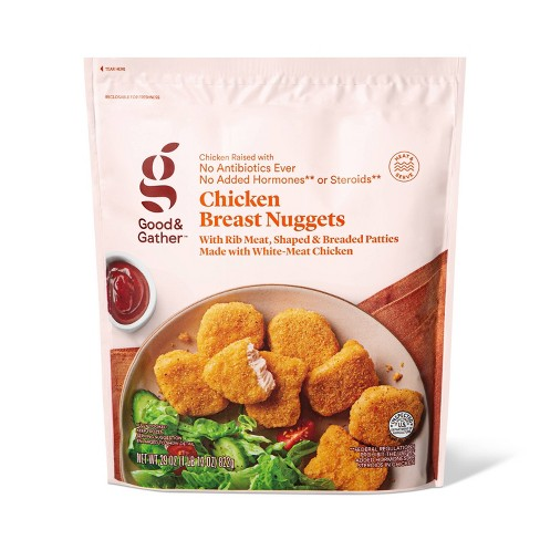 Frozen Chicken Nuggets - 29oz - Good & Gather™ - image 1 of 3