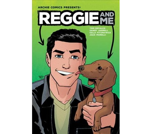 Reggie and Me (Paperback) (Tom DeFalco) - image 1 of 1