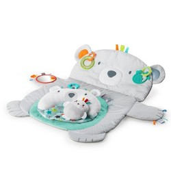 Bright Starts™ Tummy Time Prop & Play Mat