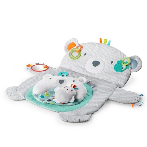 Bright Starts Tummy Time Prop & Play Mat - image 1 of 4