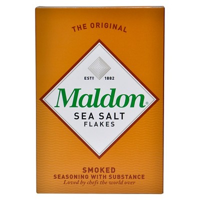 Salt: Maldon Smoked