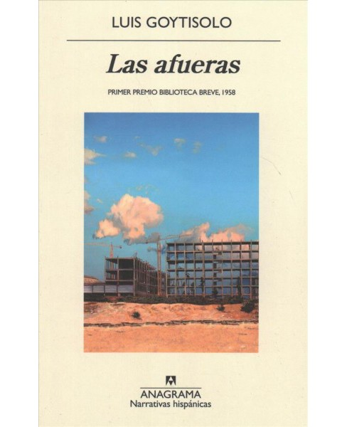 Las afueras / The Outskirts -  by Luis Goytisolo (Paperback) - image 1 of 1