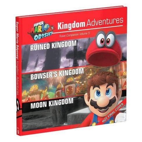 Super Mario Odyssey: Kingdom Adventures, Vol. 5 - (Hardcover) - image 1 of 1