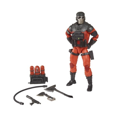 """G.I. Joe Classified Series Gabriel """"Barbecue"""" Kelly Action Figure - image 1 of 4"""