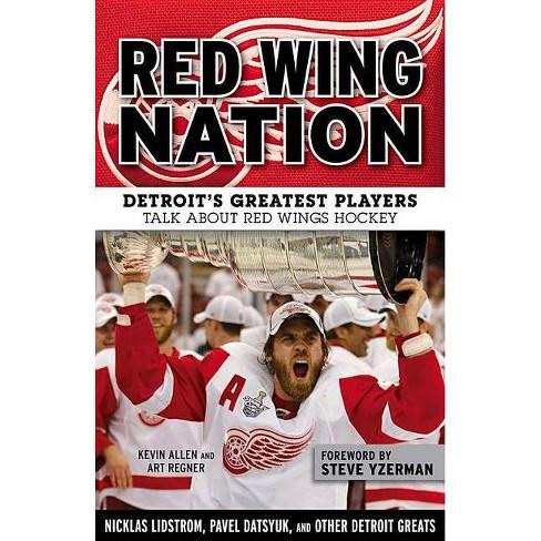 Red Wing Nation - by  Kevin Allen & Art Regner (Paperback) - image 1 of 1