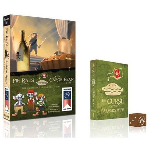Curse of the Farmer's Wife Board Game - image 1 of 1