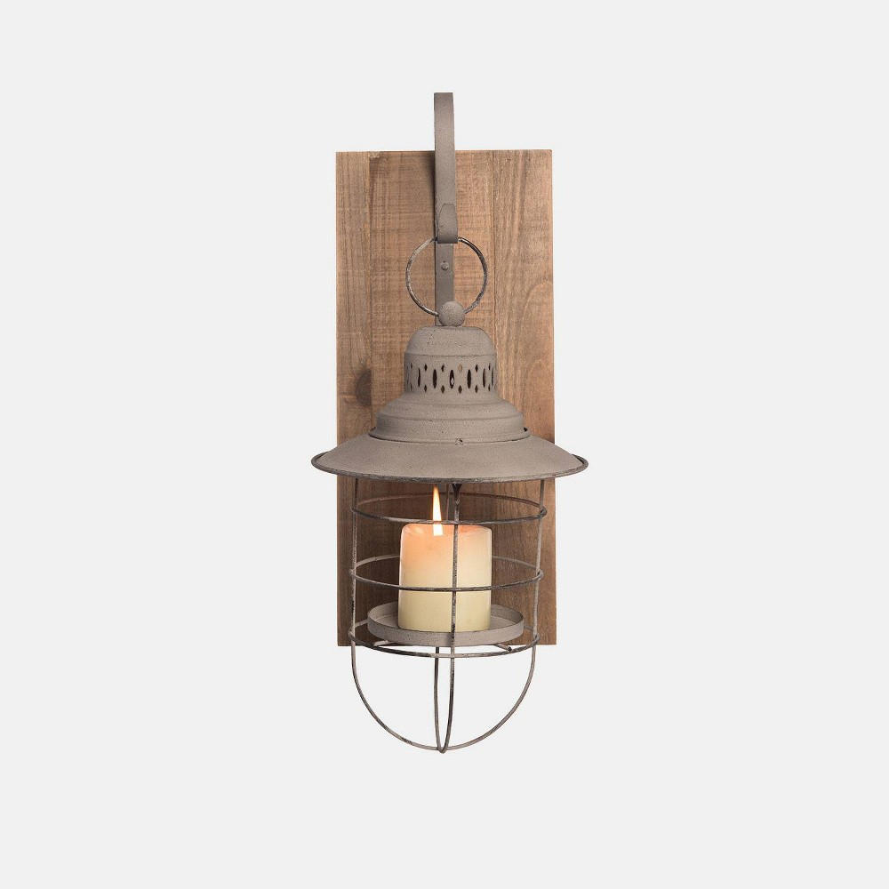 Hanging Cottage Outdoor Lantern - Foreside Home & Garden