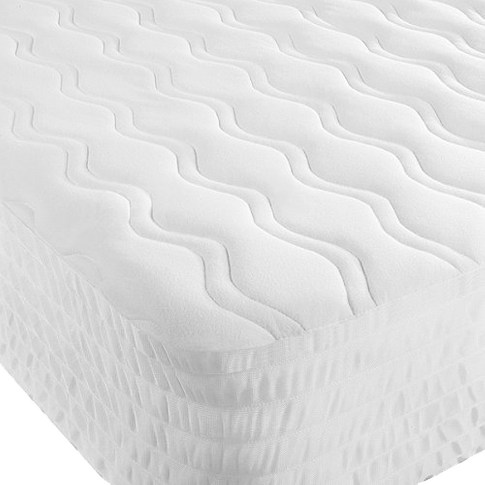 Image of Cotton Top King Mattress Pad 100 Thread Count